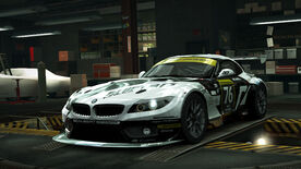 NFSW BMW Z4 GT3 Team Need For Speed