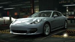 NFSW Porsche Panamera Turbo Grey