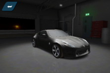 Nissan 370Z Z34 Shift 2 Unleashed Mobile