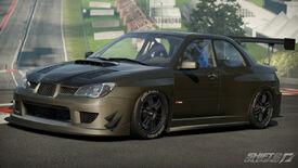 Subaru Impreza WRX STI Shift 2 Unleashed