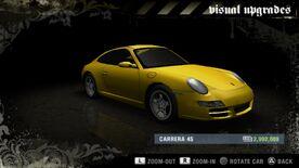 NFSMW510 911Carrera4S