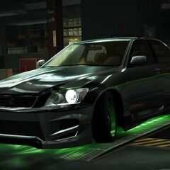 Need for Speed: World<br /><small>(Poszukiwacz skarbów)</small>