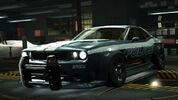 NFSW Dodge Challenger Concept Cop