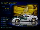 Modified Pursuit German Diablo SV in the garage