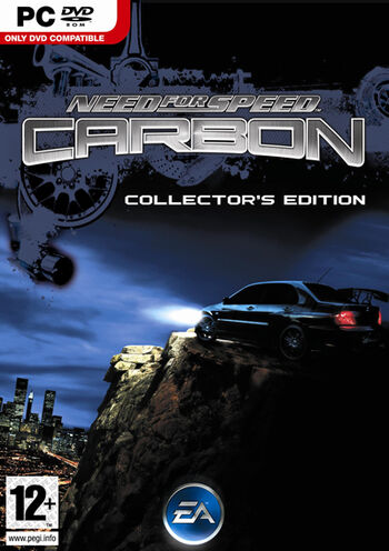 Need For Speed Carbon Collector S Edition Need For Speed Wiki