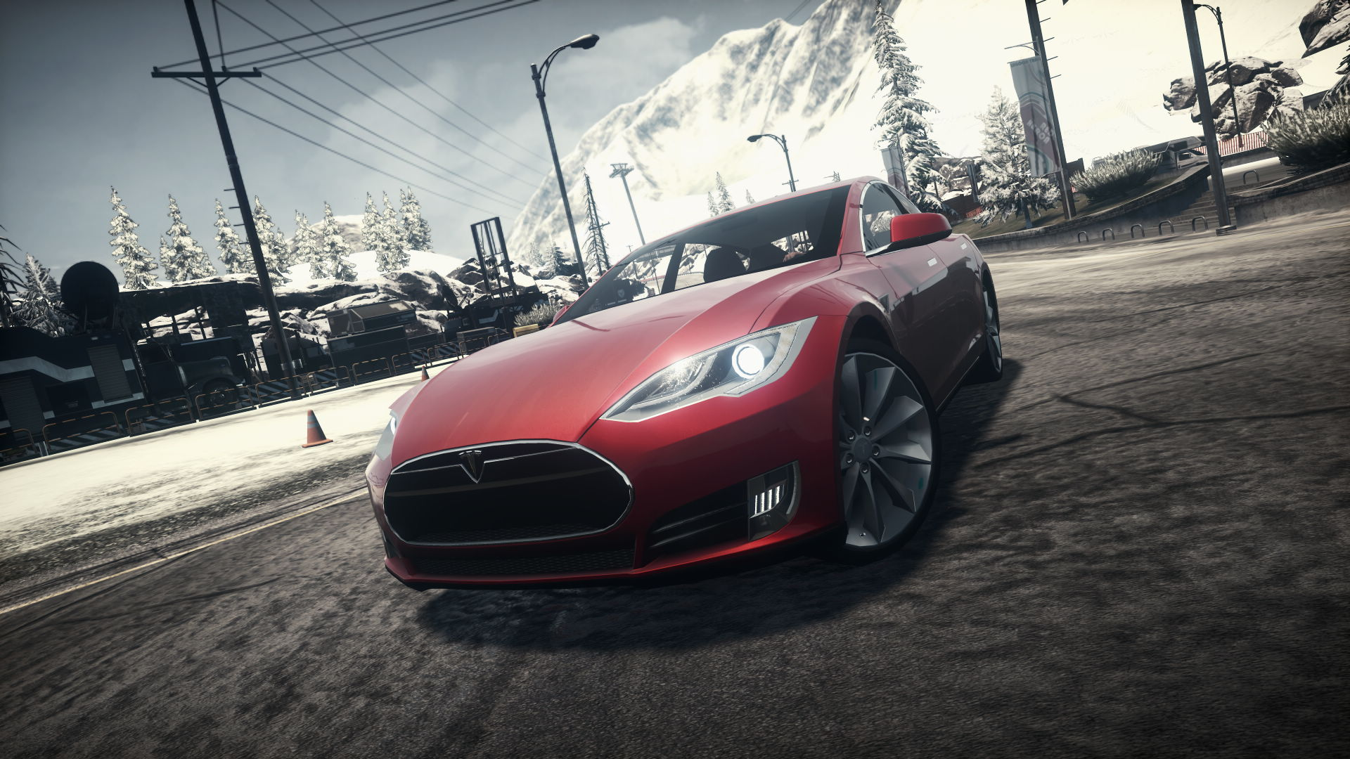 Tesla Model S (85D) | Need for Speed Wiki | FANDOM powered