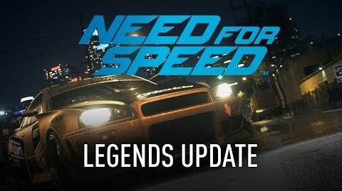 Need for Speed (2015) - Legends Update