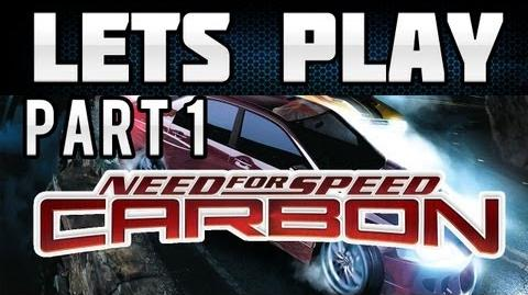 Lets Play Need for Speed Carbon Part 1 (HD German) - Ein Wiedersehen