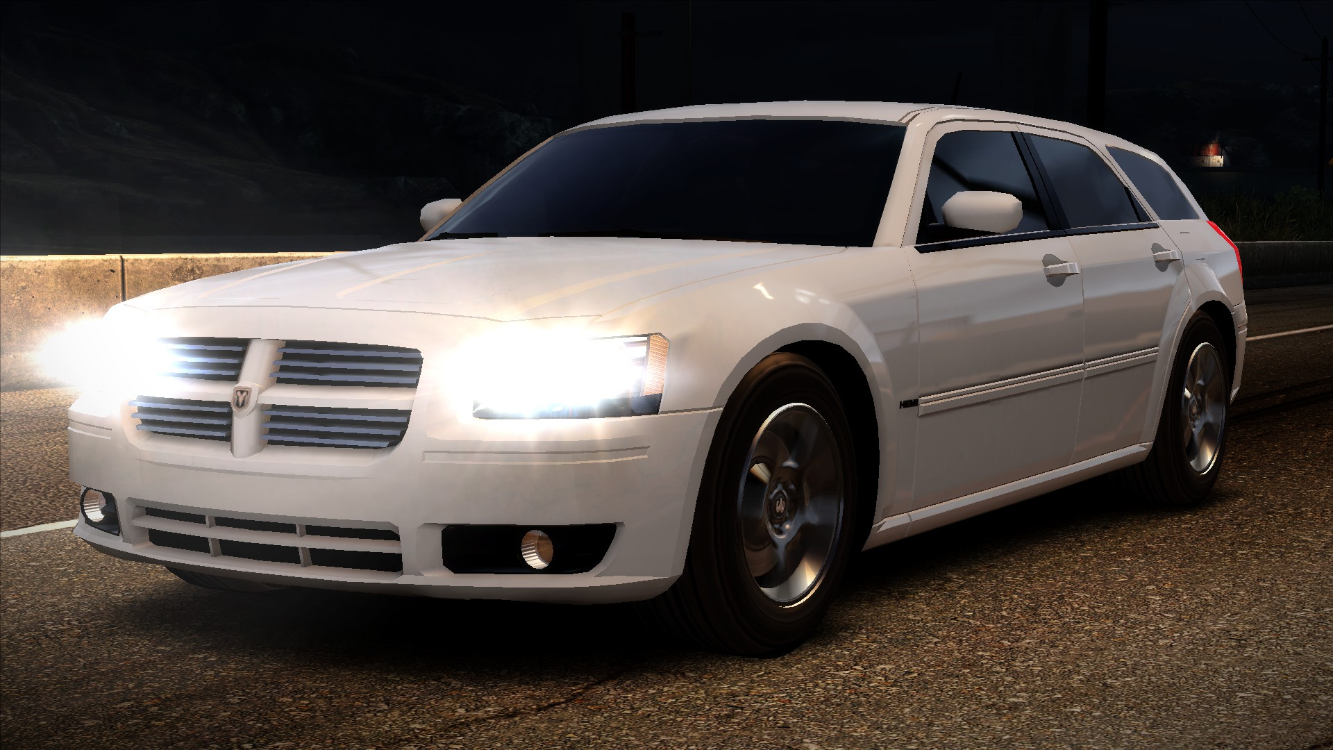 Dodge Magnum Rt Lx Need For Speed Wiki Fandom Powered By Wikia