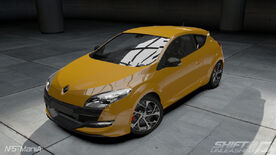 Renault megane rs shift 2 unleashed