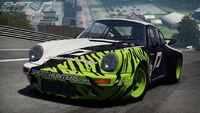 Shift2 unleashed porsche team nfs 911 carrera rsr