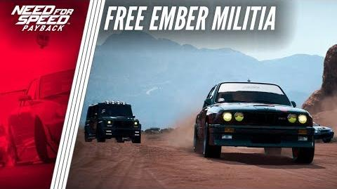 Need for Speed- Payback - Free Ember Militia
