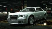 NFSW Chrysler HEMI 300C SRT8 White