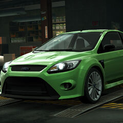 Need for Speed: World<br /><small>(Zielony)</small>