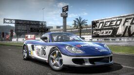 Porsche carrera gt nfs shift