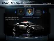 NFSHP2 Car - Pursuit Murciélago PC
