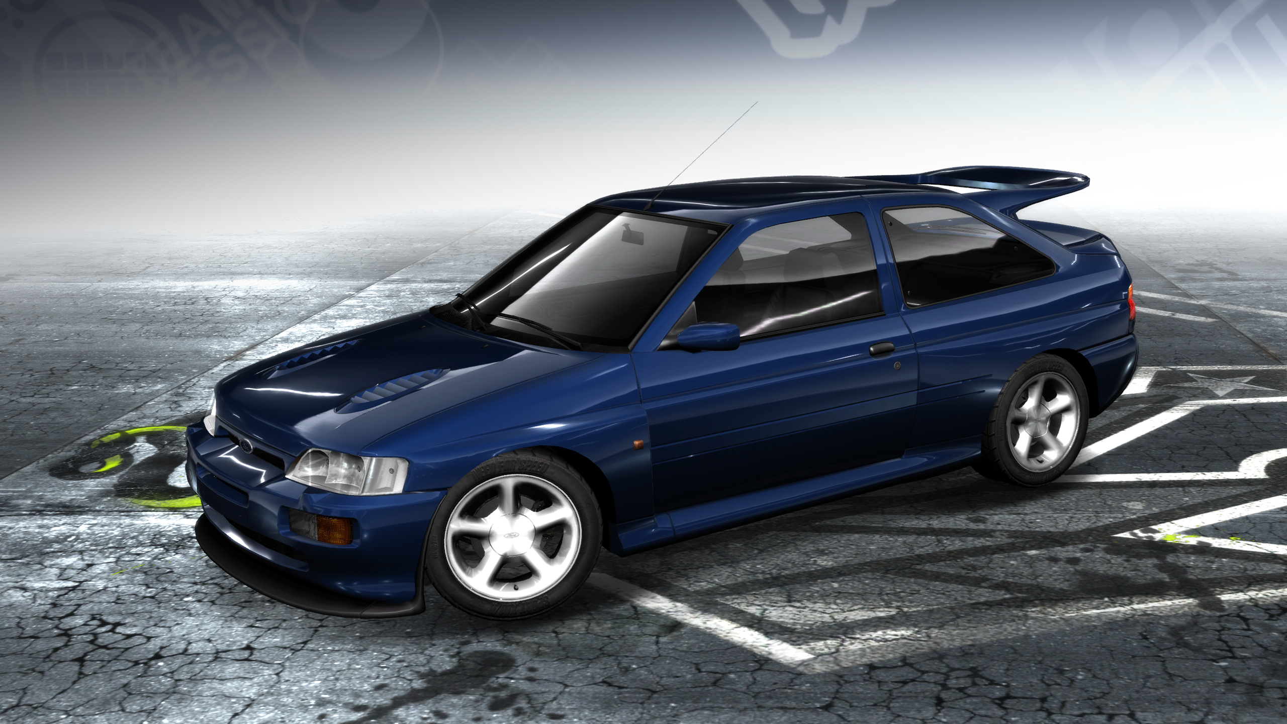 ford escort rs cosworth need for speed wiki fandom. Black Bedroom Furniture Sets. Home Design Ideas
