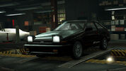 NFSW Toyota Corolla GT-S AE86 Black