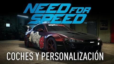 Need For Speed Innovaciones de juego – Coches y Personalización