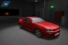 Nissan Skyline GT-R R34 Shift 2 Unleashed Mobile
