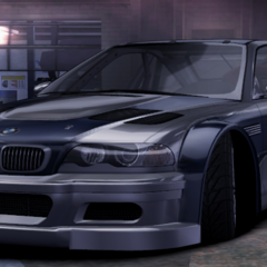 BMW M3 GTR<br /><small>(<i>Need for Speed: Carbon</i>)</small>