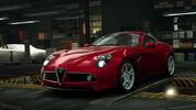 NFSW Alfa Romeo 8C Competizione Red