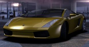 Lamborghini Gallardo Coupé