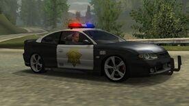 NFSHP2 PC HSV Coupe GTS Pursuit