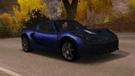 NFSHP2 PC Lotus Elise NFS edition