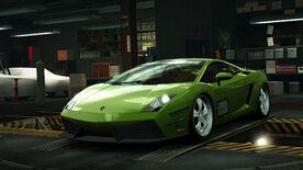 NFSW Lamborghini Gallardo LP560-4 Megabloks