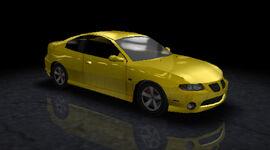 NFSUR PSP PontiacGTO