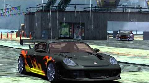 NFS Most Wanted Blacklist Entrance - 8 Jewels