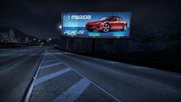 NFSC Highway142MazdaRX8Advertisement