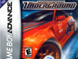 Need for Speed: Underground (GBA)