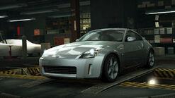 NFSW Nissan £50Z Z33 Grey