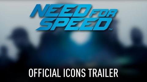 Need for Speed (2015) - Icons Trailer