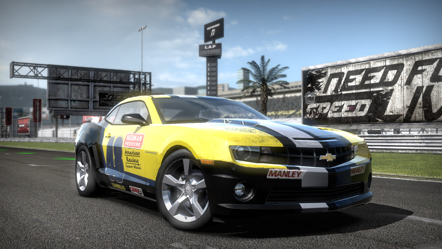 Image - CHEVY CAMARO SS.jpg | Need for Speed Wiki | FANDOM powered ...