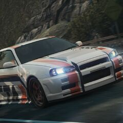 Need for Speed: Most Wanted (2012)<br /><small>(<i>Wyścig</i>)</small>
