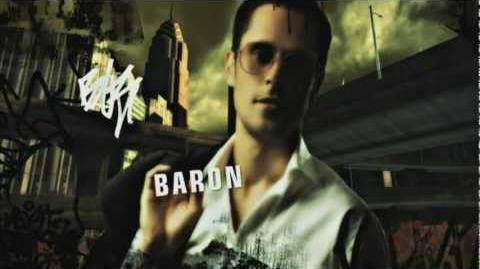 NFS Most Wanted Blacklist Bio - 10 Baron