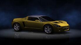 NFSHP2 PS2 Opel Speedster NFS edition