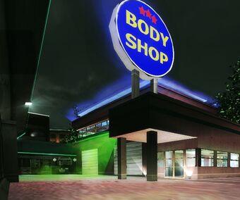 Body Shop Need For Speed Wiki Fandom
