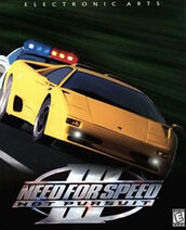 NFS III Hot Pursuit (PC, US) cover art
