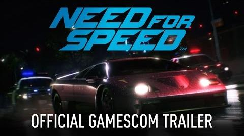 Need for Speed Official Gamescom Trailer PC, PS4, Xbox One-0
