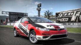 Honda Civic Si Shift