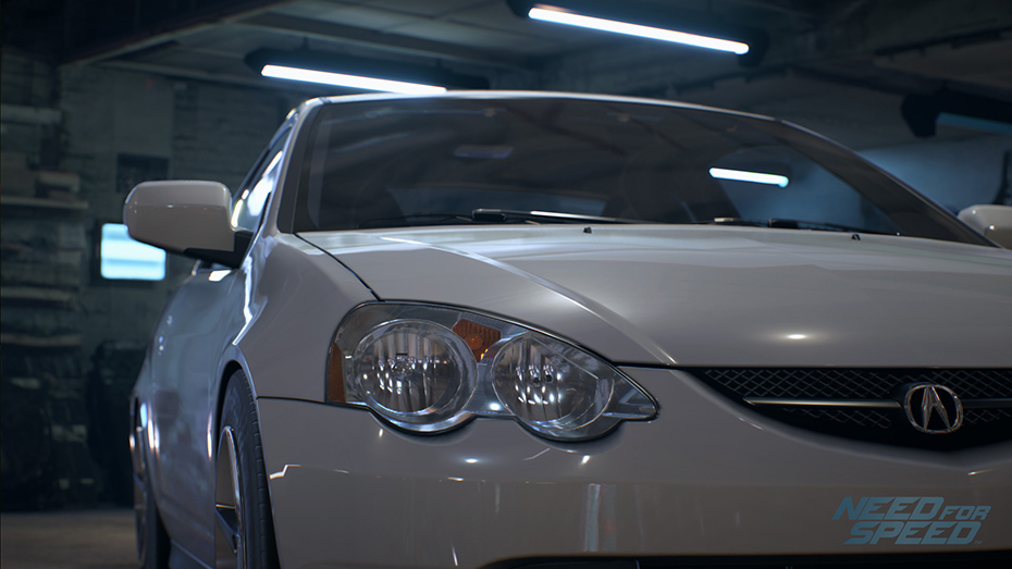 Acura RSX TypeS Need For Speed Wiki FANDOM Powered By Wikia - Acura rsx hood