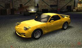 NFSCOTC MazdaRX7
