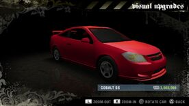 Chevrolet Cobalt SS 2004  Need for Speed Wiki  FANDOM powered