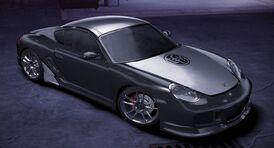 Carbon PorscheCaymanSColin