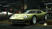 NFSW Lamborghini Miura Concept Yellow