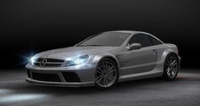 Mercedes-Benz SL 65 AMG Black Series (Mobile)